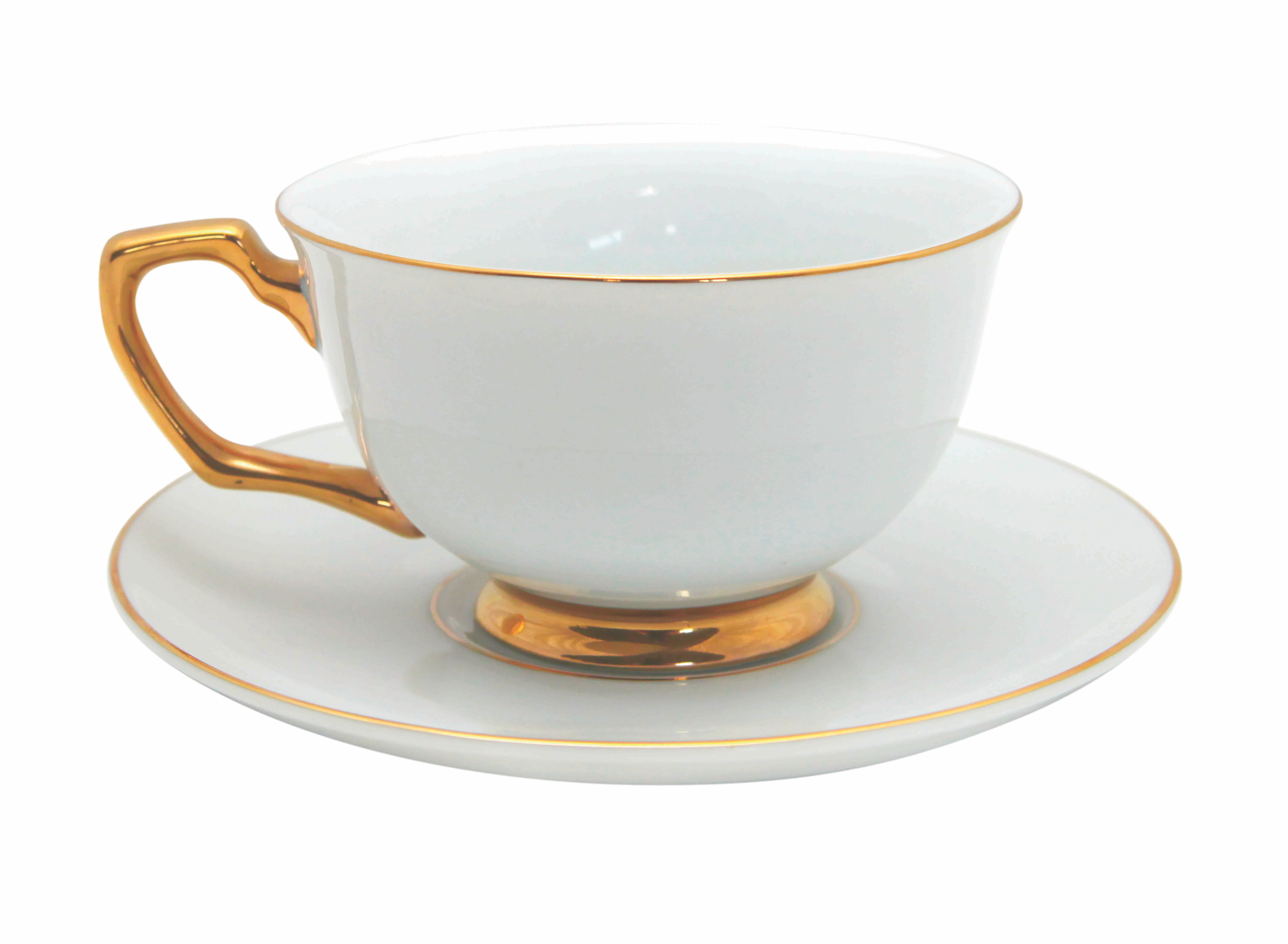 White Tea Cups To Decorate